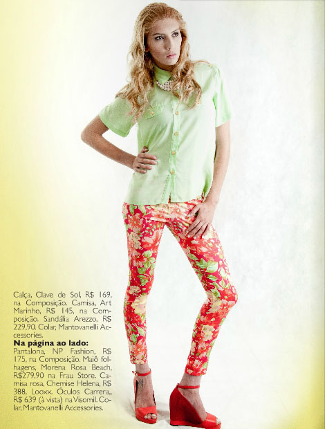 Camisa: Art Marinho | Calça: Clave de Sol